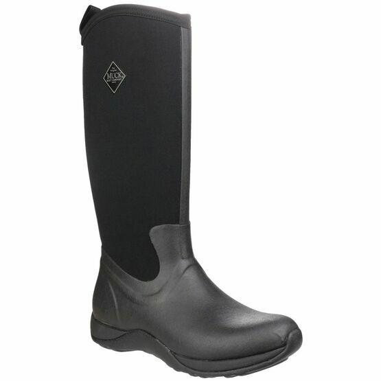 Muck Boots Arctic Adventure Women's Wellington Boots in Black
