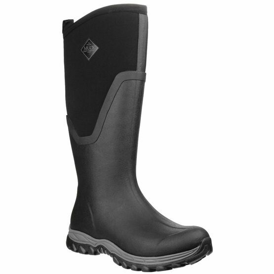 Muck Boots MB Arctic Sport II Tall Wellington Boots in Black
