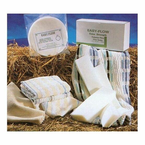 GDT Easy Flow Milk Filter Socks - 18 X 3.25