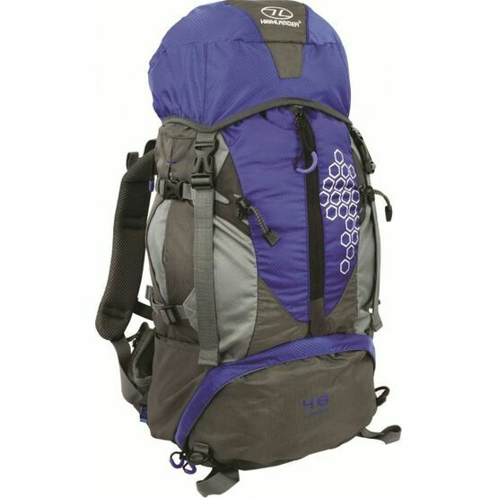 Highlander Summit 40 Rucksack - Blue
