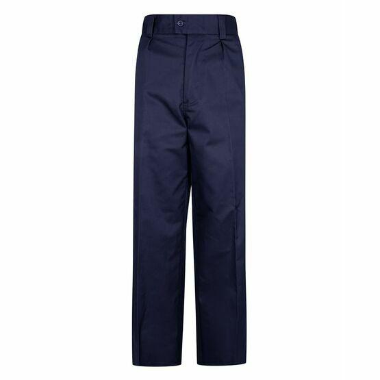 Hoggs of Fife Bushwhacker Pro Unlined Trousers in Navy