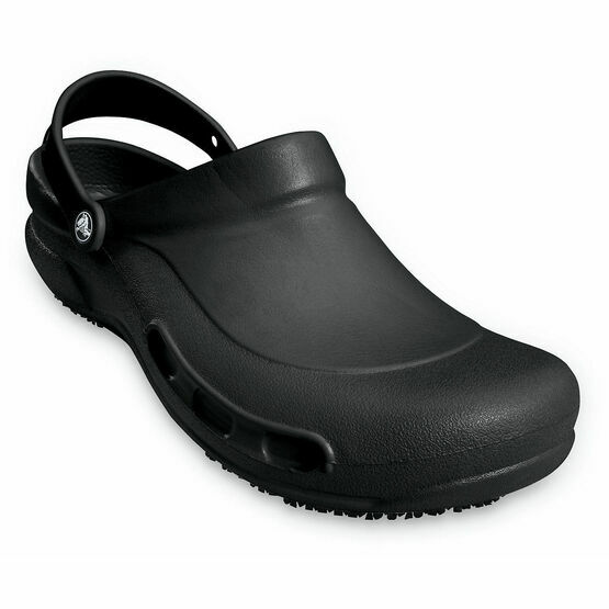 Crocs Bistro Work Clog in Black