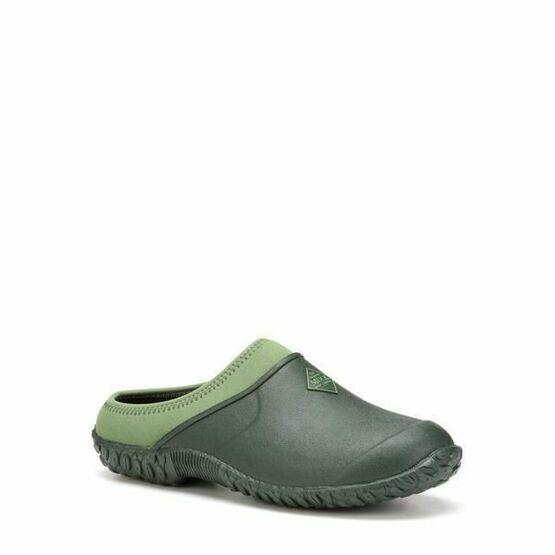 Muck Boots RHS Muckster II Gardening Clog in Moss