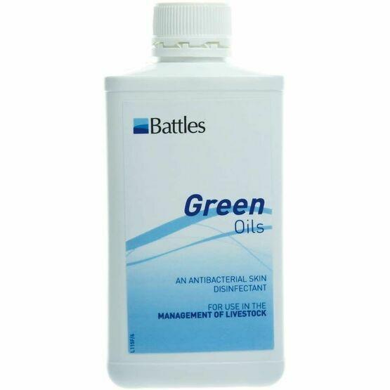 Battles Green Oils - 500ml