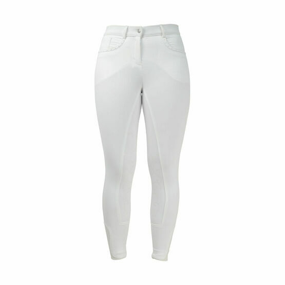 HyPERFORMANCE Chester Ladies Breeches - White