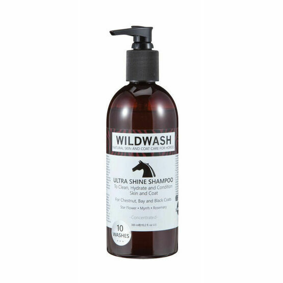 WildWash Horse Shampoo Ultra Shine