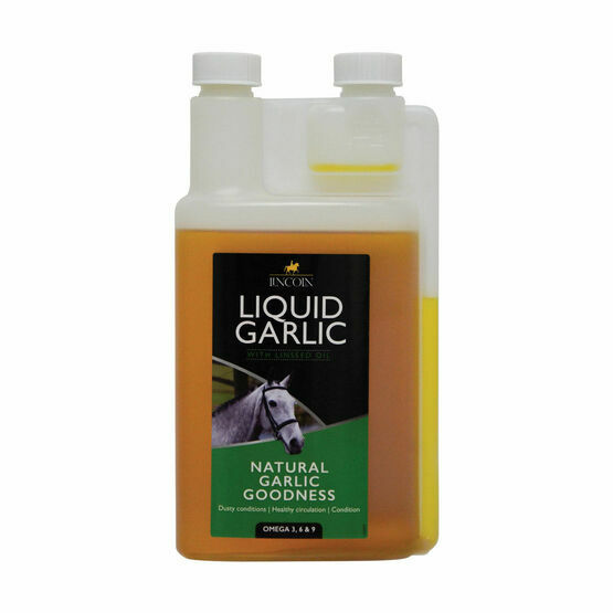 Lincoln Liquid Garlic - 1 litre