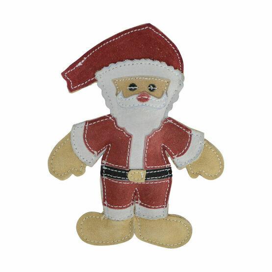 Companion Natural Eco-Friends Santa Claus Dog Toy