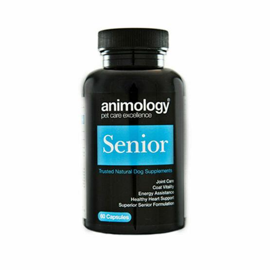 Animology Senior Supplement - 60 Capsules