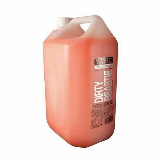 Wahl Dirty Beastie Shampoo - 5 litre