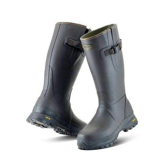 Grubs Speyline 4.0 Wellington Boots - Green