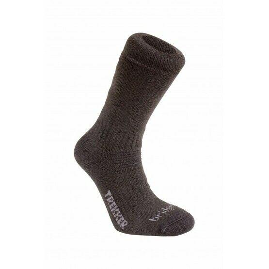 WoolFusion® Trekker Socks - Black