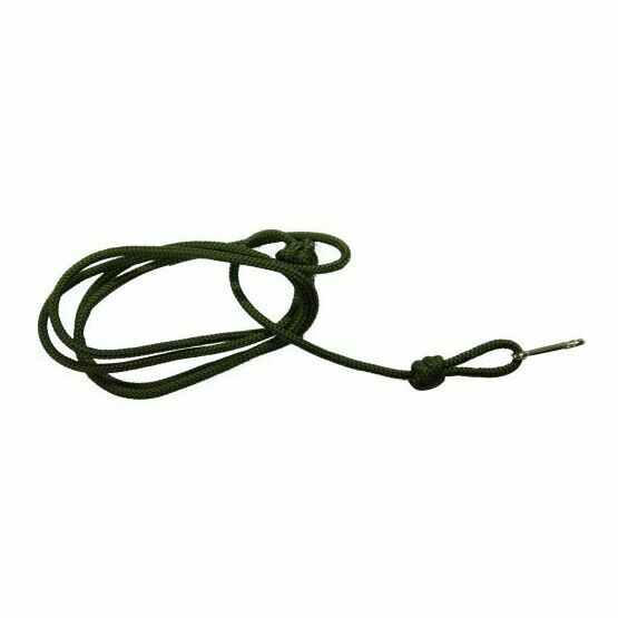Bisley Traditional Lanyard - Green