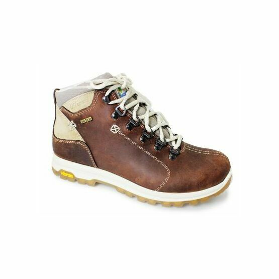 Grisport Aviator Ladies Walking Boots - Brown