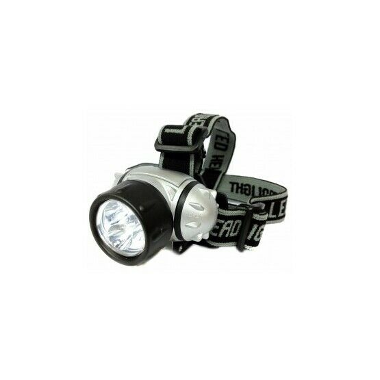 Clulite HL14 LED Headlamp Torch