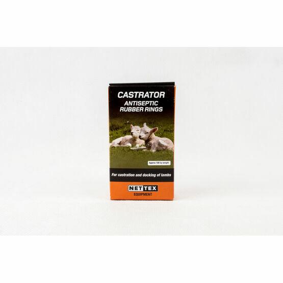 Nettex Livestock Castration Rings