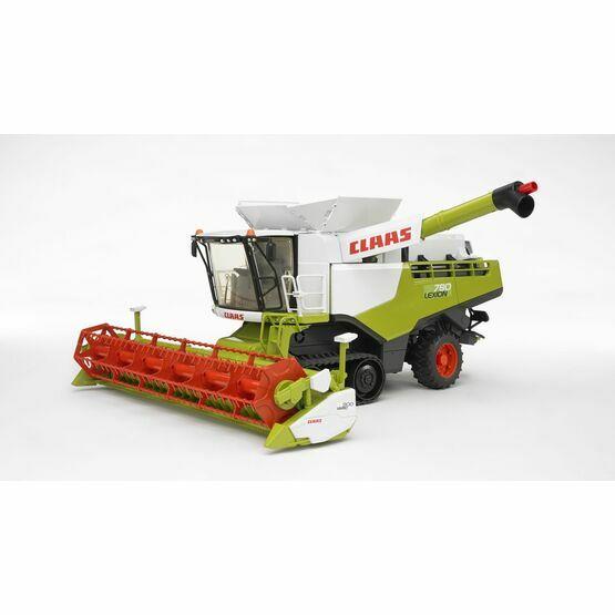 Bruder Claas Lexion 780 Terra Trac Combine Harvester Toy