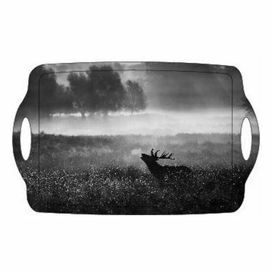 Country Matters Serving Tray - Roaring Stag