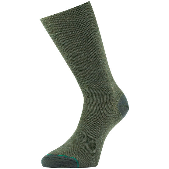 1000 Mile Ultimate Lightweight Walking Socks - Moss