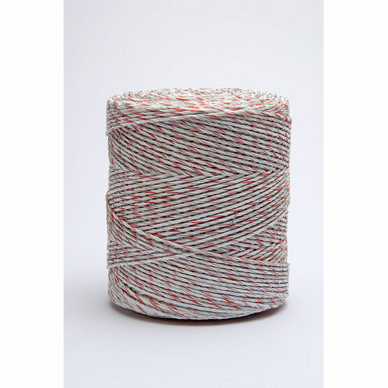 Hotline Supercharge 6 Strand White Fencing Wire