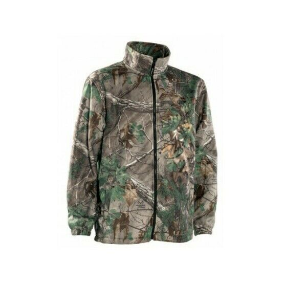 Deerhunter Avanti  Camouflage Fleece Jacket