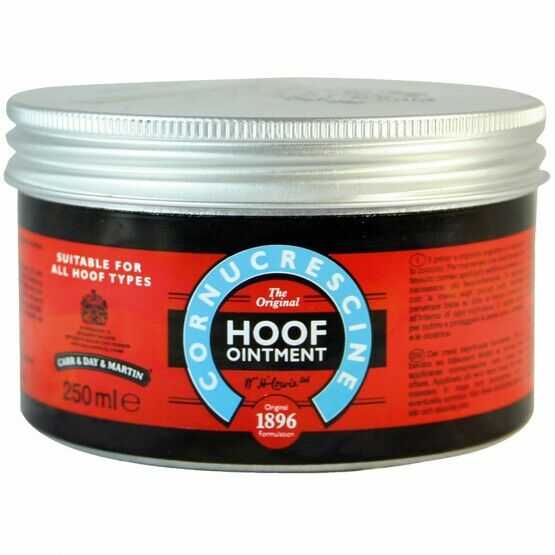 Carr & Day & Martin Canter Cornucrescine Hoof Ointment