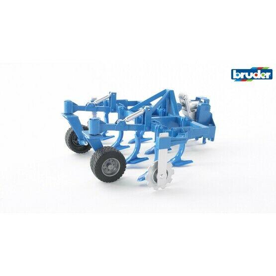 Bruder Front Cultivator Toy