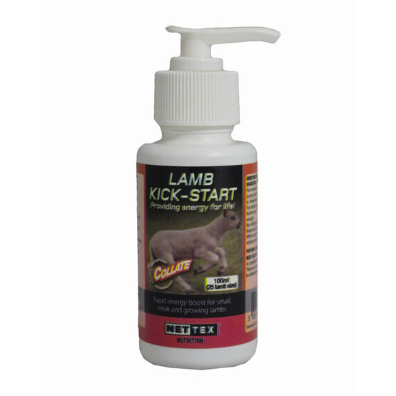 Nettex Collate Lamb Kick-Start - 100ml