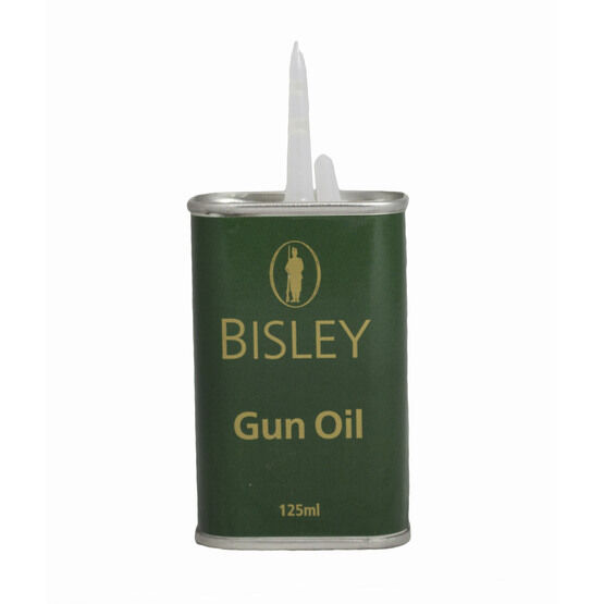 Bisley Gun Oil Tin - 125ml