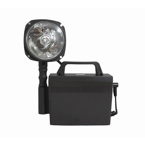 Clulite Clubman Deluxe CB2 Rechargeable Torch Package