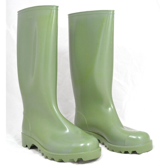 NORA Dolomite Green Wellington Boots