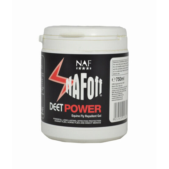 NAF Off Deet Power Gel - 750g