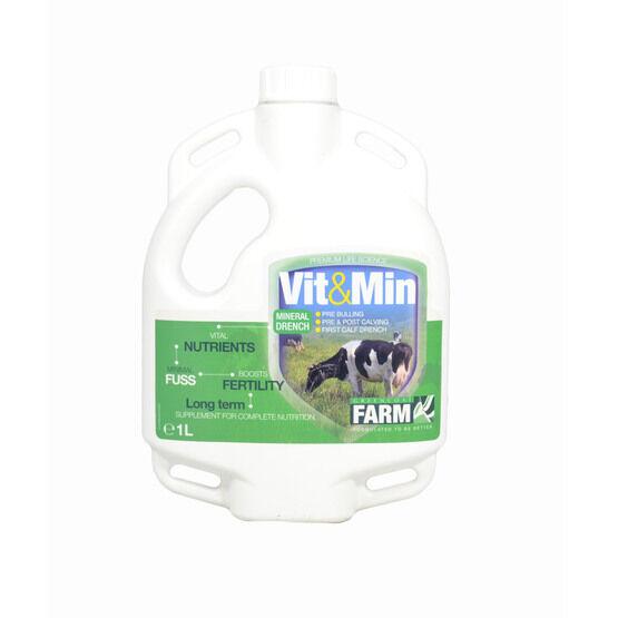Greencoat Vit&min Cow Supplement