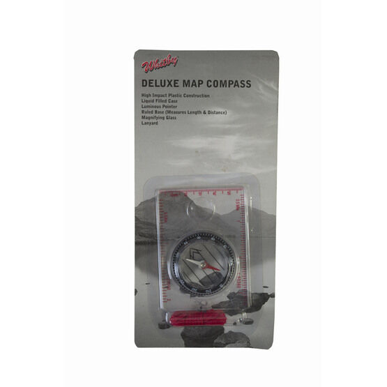 Highlander Whitby Deluxe Map Compass