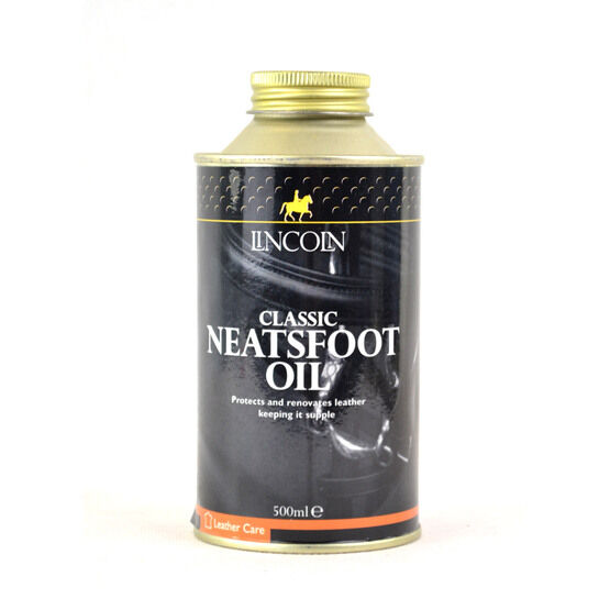 Lincoln Classic Neatsfoot Oil - 1L