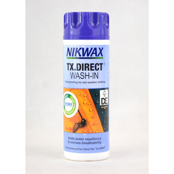 Nikwax TX.Direct Waterproof Wash-In Solution - 300ml