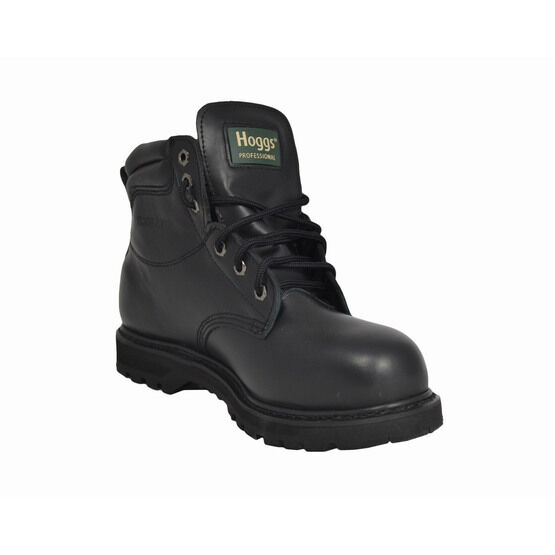 Hoggs of Fife Tornado WSL Mid-Weight Safety Boots - Black