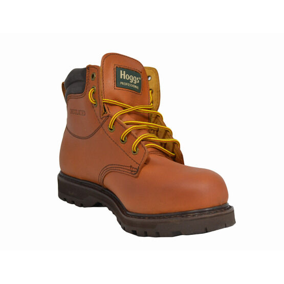 Hoggs of Fife Tornado WSL - Golden Tan Mid-Weight Safety Boots