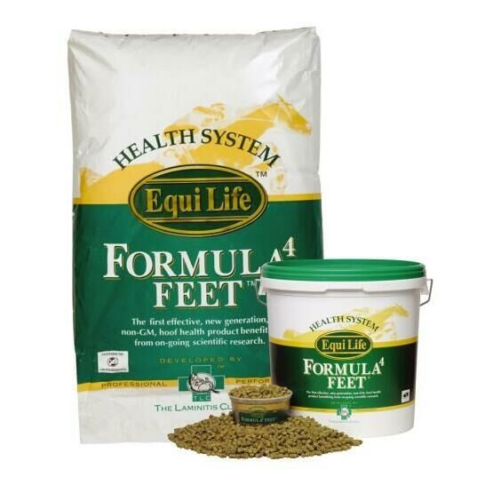 Equi Life Formula4 Feet Horse Hoof Supplement - 7kg