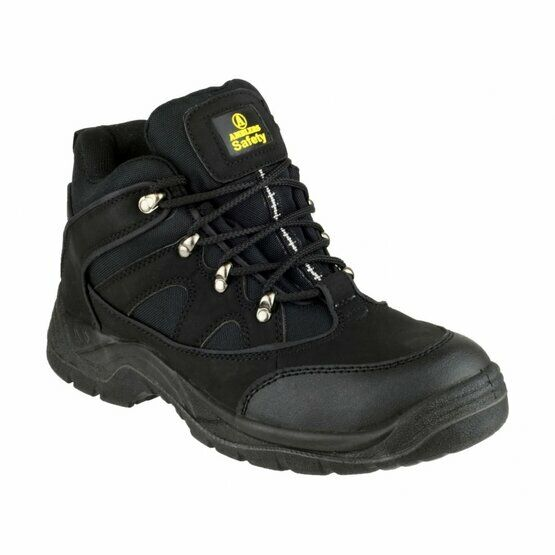 Amblers Safety FS151 Mid Safety Boots - Black